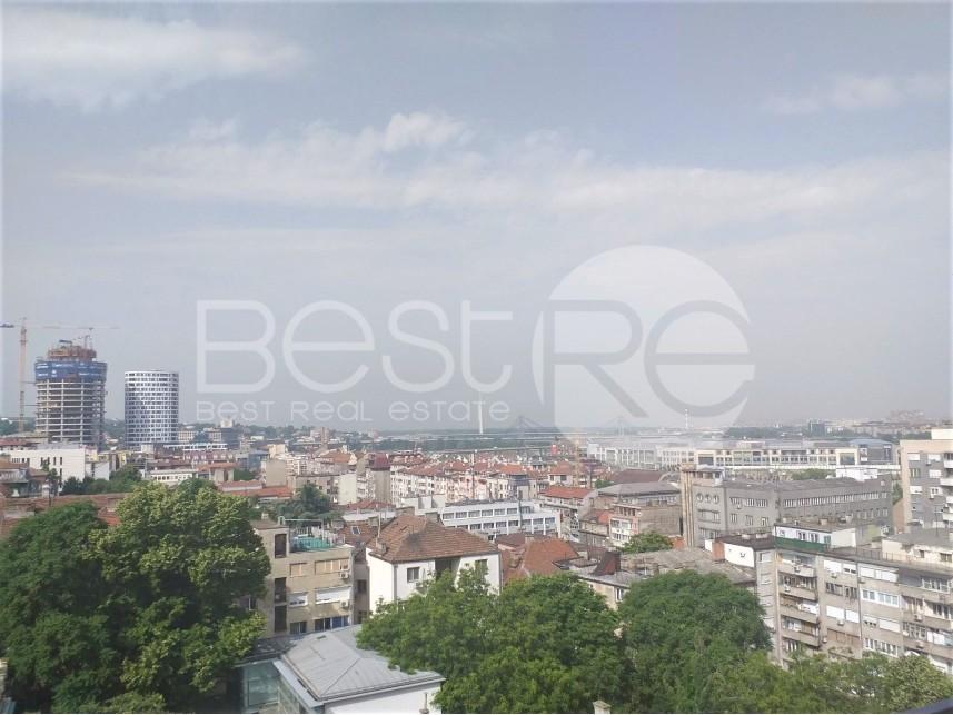 Stan u novogradnji, Izdavanje, Savski Venac (Beograd), Kneza Miloša