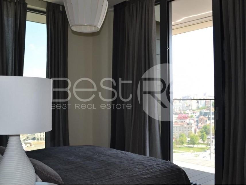 Stan u novogradnji, Izdavanje, Savski Venac (Beograd), Beograd na vodi