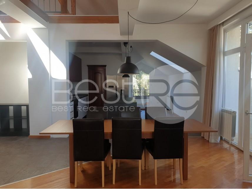 Stan - duplex, Izdavanje, Savski Venac (Beograd), Savski Venac